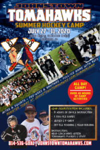 Tomahawks Summer Hockey Camp